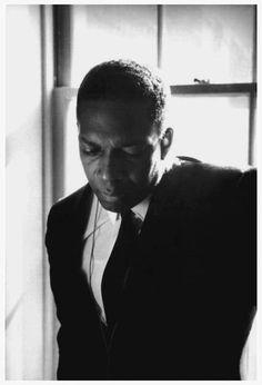 John Coltrane - born September 23, 1926 - Jazz musician and composer!