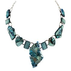 Beautiful shades of green and blue can compliment any wardrobe!
