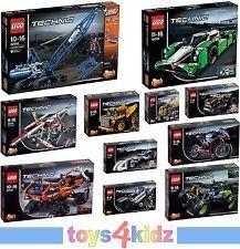 LEGO® TECHNIC 42031 - 42039, 42040 - 42042  zum Auswählen ** NEU / OVP **