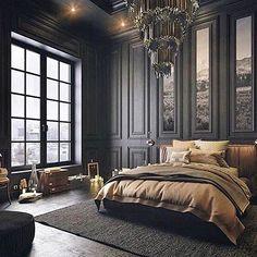 Repost: Via @judemodernlife #architecture #architect #interiordesign #bed #bedroom #home #house #art #interior #decor #design : @interior.globe