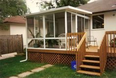 deck and sunroom - Google Search