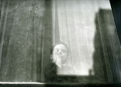 saul leiter • boy 1950