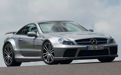 Mercedes-Benz SL AMG Black Series 63 V12 Biturbo