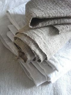 Did you know you could make fabric from stinging nettle?