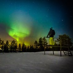 Me in Lapland by Zeeyolq Photography