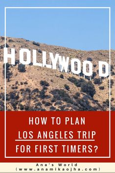 How To Plan Los Angeles Trip For First Timers?  #losangeles #planninglosangelestrip #losangeles