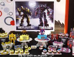 Transformers Benjamin & Thiago