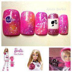 space barbie by azusa #azusa #barbie