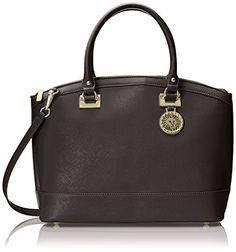 Anne Klein New Recruits Dome Satchel Top Handle Bag, Black, One Size Anne Klein http://www.amazon.com/dp/B00S8JNHL4/ref=cm_sw_r_pi_dp_KyR3ub1N1RXAB