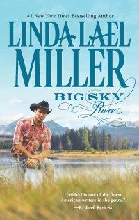 Today on the blog I reviewed, Big Sky River by Linda Lael Miller!