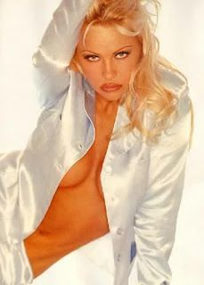 Pamela Anderson pictures and photos White Satin Blouse, Anna Nicole Smith, Hugh Hefner, Celebrity Pictures, Bombshells, Aurora Sleeping Beauty, Princess Zelda, Hollywood