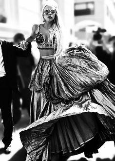Princesse Gaga.