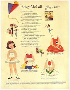 printable vintage paper dolls for play or crafting with