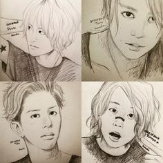 konaka(こなか)さんはInstagramを利用しています:「We are ONE OK ROCK!! #oneokrock #ワンオク #taka #toru #ryota #tomoya #oor」 One Ok Rock, Drawing Tutorials, Oclock, Art Sketches, My Music, Fanart, Animation, Drawings, Cute