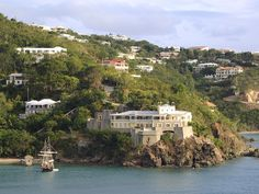 A Caribbean vacation isn't out of reach without a passport if you stick to the US Virgin Islands: St. John, St. Croix and St. Thomas (pictured here). Since they're US territories, a driver's license or birth certificate will suffice.