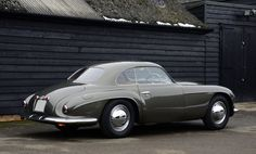 1950 Alfa Romeo 6C 2500SS Villa d'Este Coupé. @designerwallace