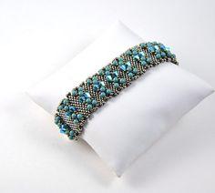 Sonia Bracelet Beading Pattern Great for by LiisaTurunenDesigns