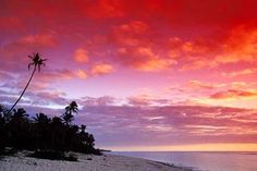 Tonga. Would love to go snf see the land where Ricks ancestors are from.