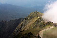 Misty Snowdonia