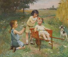 View past auction results for Victor Gabriel Gilbert on artnet
