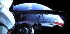 Elon Musk's Tesla Roadster and Starman on the way to Mars! Tesla Roadster, Falcon Heavy, Has Gone, Dark, Live Feed, Cnn News, Elon Musk, Linux, Wordpress
