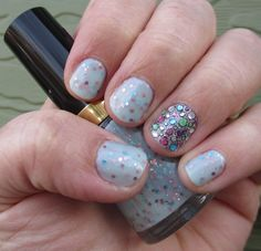 Revlon Whimsical with Kiss Nail Dress accent