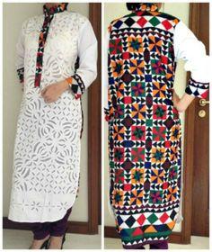 Fashionable Ladies Summer Kurta Collections   Beauty 2015