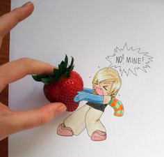 Love this creativity.