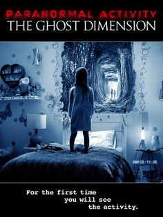 Paranormal Activity - The Ghost Dimension