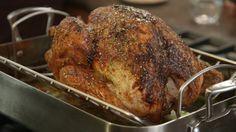 fyi tv thanksgiving unstuffed - Marcus Turkey - roasted veggies for the qunioa