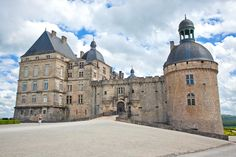 Château dHautefort, France