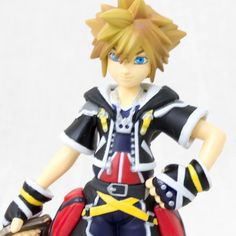 Disney Magical Collection Kingdom Hearts SORA Figure Tomy JAPAN  #Tomy
