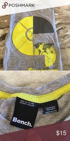 Bench long sleeve T-shirt Wonderful condition! Long sleeve Bench t-shirt! Canadian brand compared to Lulu Lemon brand. Bench Shirts & Tops Tees - Long Sleeve
