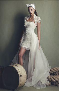 Eleganti e raffinati gli Abiti da sposa Errico Maria 2016 anticipamo le esigenze…
