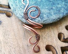 Wire wrap jewelry Wire wrap ring wire ring wrapped by Livingforge