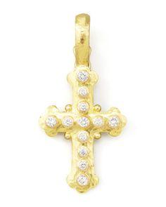 Elizabeth Locke 19k Gold Equestrian Intaglio Earring Pendants XUk2B2p