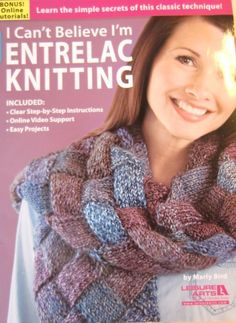 I Can't Believe I'm Entrelac Knitting, Marly Bird, Step-by-Step-Anleitungen,engl