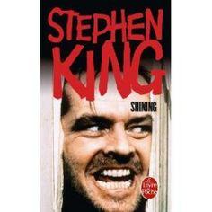 Et rayon horreur nous avons : Shining, bien sûr. A lire et à relire, mais avant tout à emprunter chez Dorine !
