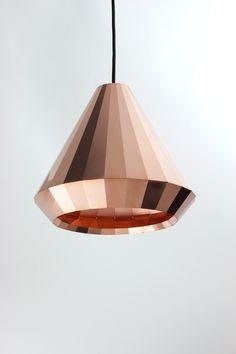 Copper Lights by David Derksen #productdesign