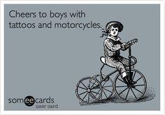 Boys & Tattoos