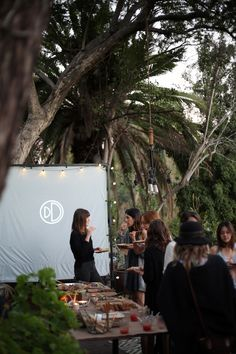 Urban Outfitters - Blog - Dreamers + Doers: Pasadena Garden Screening