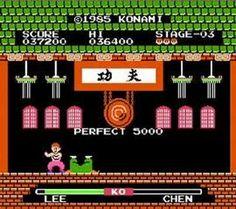 Yie Ar Kung-Fu (Nes) Perfect Run