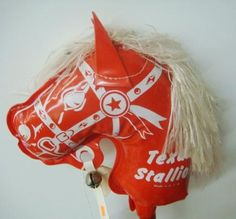 stick horses -Who remembers the true Plastic Ponies ?