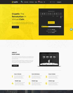 Cryptic - Cryptocurrency WordPress Theme - ModelTheme Assistant Manager, Chief Financial Officer, Us Coins, Copywriting, Web Development, Blockchain, Cryptocurrency, Wordpress Theme, Mobile App