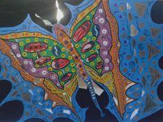 farfalla...tacconi sabrina pittura acrilica su masonite,mail portas.alice@tiscali.it