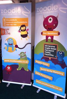 pop up banners London - http://www.london-roller-banners.co.uk/
