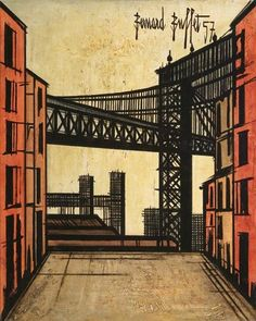 View The bridge Street Bridge in New York City by Bernard Buffet on artnet. Browse upcoming and past auction lots by Bernard Buffet. Illustrator, Mother Art, Paint Photography, Beautiful Mind, Museum, French Artists, Art Plastique, New York City, Oil On Canvas