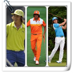 Rickie Fowler in Puma.. Golf Fashion