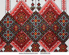 ukrainian embroidered rushnyk - Google Search