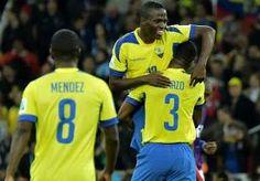 21-Jun-2014 3:16 - ECUADOR DOET NOG MEE NA ZEGE OP HONDURAS. Ecuador mag waarschijnlijk met Zwitserland gaan uitvechten wie er als tweede in groep E doorgaat naar de volgende ronde van het WK voetbal. Het...